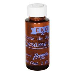 Aceite de Sesame EKO 2 oz