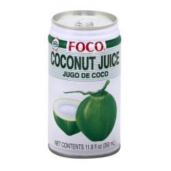 Agua De Coco FOCO 11.8 Oz