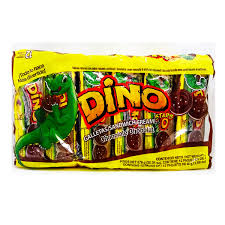 Galletas De Chocolate DINO