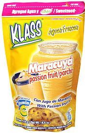 Jugo De Maracuya KLASS 11.8