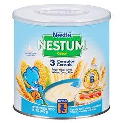 3 Cereal Nestum NESTLE 10.5 Oz