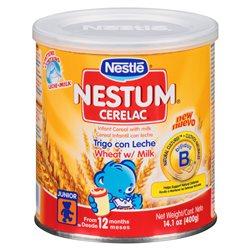 Cerelac Trigo Con Leche Nestum NESTLE 10.5 oz