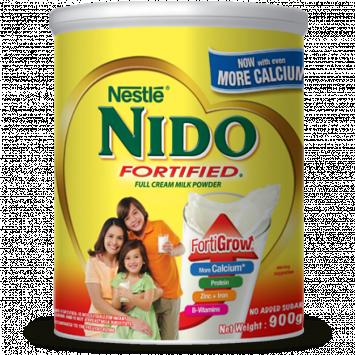 Leche Nido Fortificada NESTLE 1.76 Lb