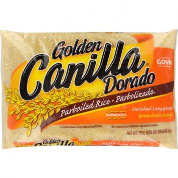 Arroz Canilla Dorado 20 Lbs