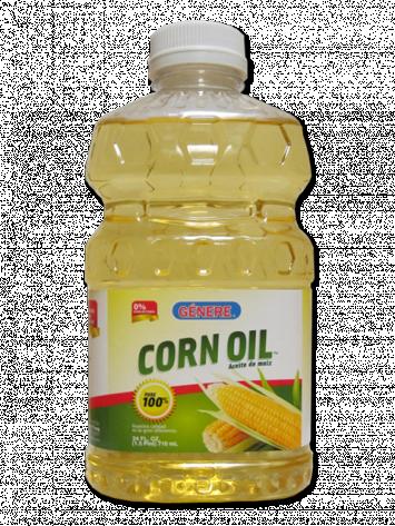 Aceite de Maiz GENERE 24 Oz
