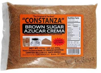 Azucar Negra CONSTANZA 2 Lbs