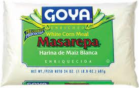 Masarepa Harina de Maiz Blanca GOYA 24 Oz