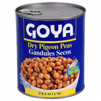 Gandules Secos GOYA 13 Oz