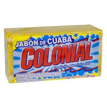 Jabon de Cuaba COLONIAL 5.3 Oz