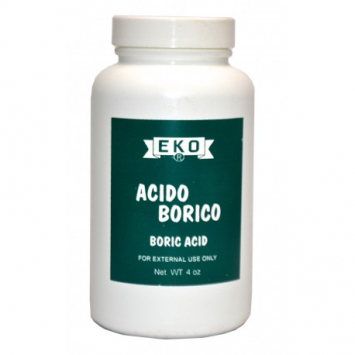 Acido Borico EKO 4 Oz