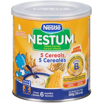 Cereal Nestum NESTLE 10.6 Oz