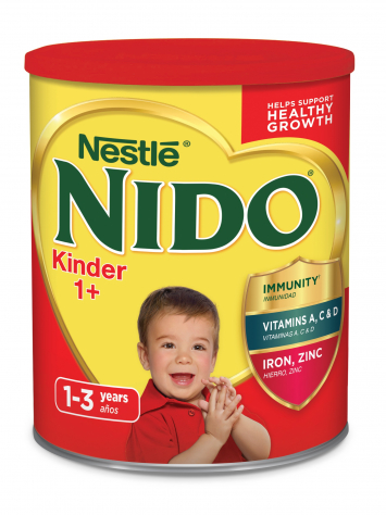 Leche Nido NESTLE  1-3 AÑOS