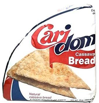 Casabe CARIDOM 10 Oz