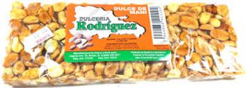 Dulce de Mani Dulceria Rodriguez 10 Oz