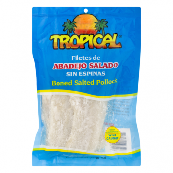 Filete de Bacalao TROPICAL 12 Oz