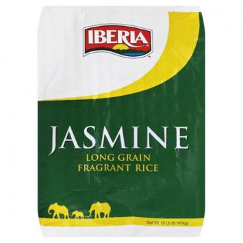 Arroz Jasmine 18 Lbs