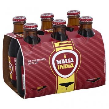 Malta INDIA Paquete De 6
