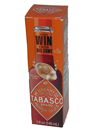 Salsa Picante Win TABASCO 5 Oz