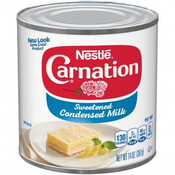 Leche Condensada Carnation NESTLE 14 Oz