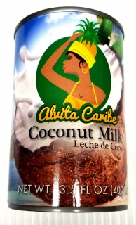Leche de Coco ALVITA CARIBE 13.5 Oz