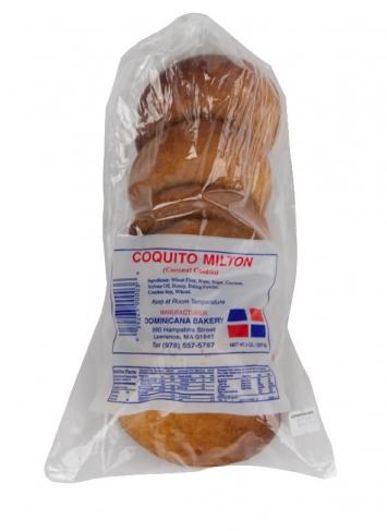 Coquito Milton Dominicana Bakery 8 oz
