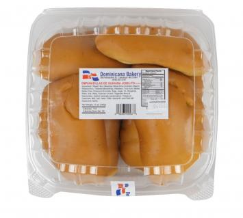 Empanadas Rellenas Dominicana Bakery  12 oz