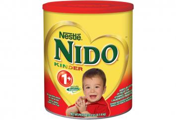 Leche En Polvo Nido NESTLE 3.52 Lb