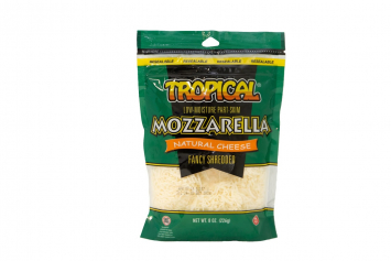 Queso Mozzarella Rallado TROPICAL 8 Oz