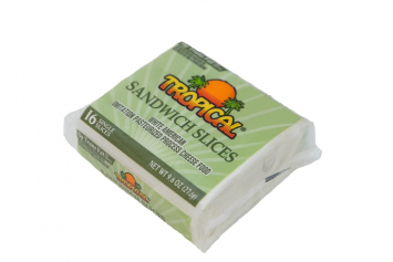 Queso En Slices TROPICAL 9.6 Oz
