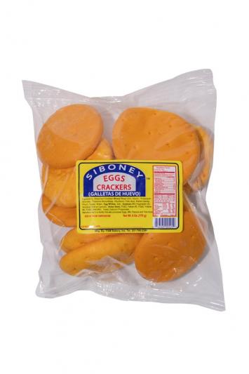Galletas De Huevos SIBONEY 6 oz