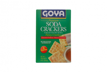 Galletas de soda GOYA