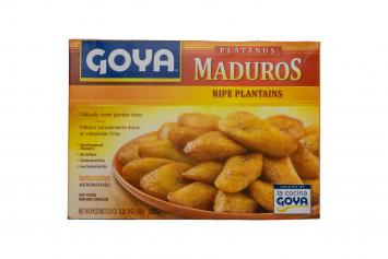 Platanos Maduros 16 oz GOYA