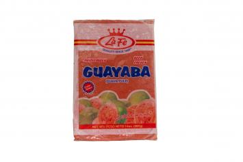 Jugos Frisados Guayaba LA FE