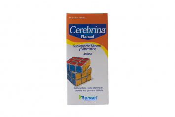 Cerebrina Suplemento mineral y vitaminico 12.1 oz