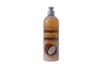 Shampoo De Coco EMERGENCIA 16 Oz