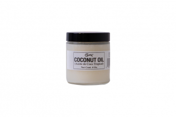 Coconut Oil CHARTY 4 Oz