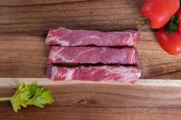 Costilla De Cerdo BBQ