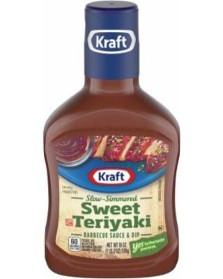 Sweet Teriyaki KRAFT 18 Oz