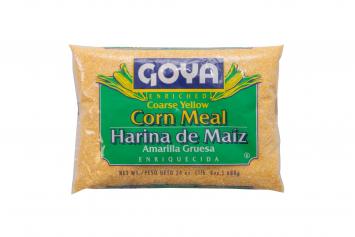 Harina de Maiz Amarilla Gruesa GOYA 24 Oz