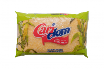 Harina de Maiz Amarilla Gruesa CARIDOM 32 Oz