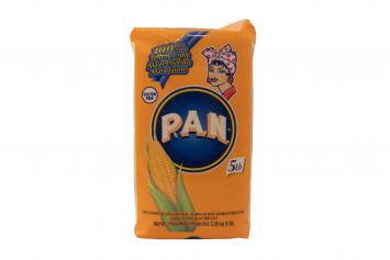 Harina de Maiz PAN 5 Lbs