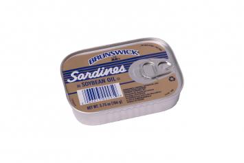 Sardinas Brunswick 3.75 Oz