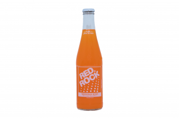 Refresco de Naranja RED ROCK 12 Oz