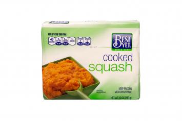 Auyama Cooked Squash BEST BYET 12 Oz