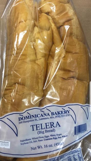 Pan Telera Dominicana