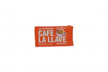 Café Descafeinado La LLAVE 8.8 OZ