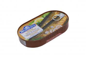 Filetes de Arenque Ahumado RUGEN FIDCH 6.7 Oz