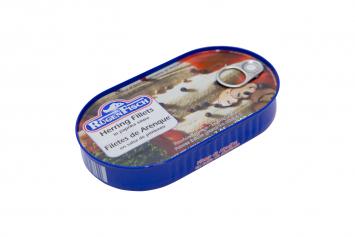 Filetes De Arenque En Salsa De Pimiento RUGEN FISCH 7.05 Oz