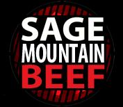 SAGE MOUNTAIN BEEF Logo