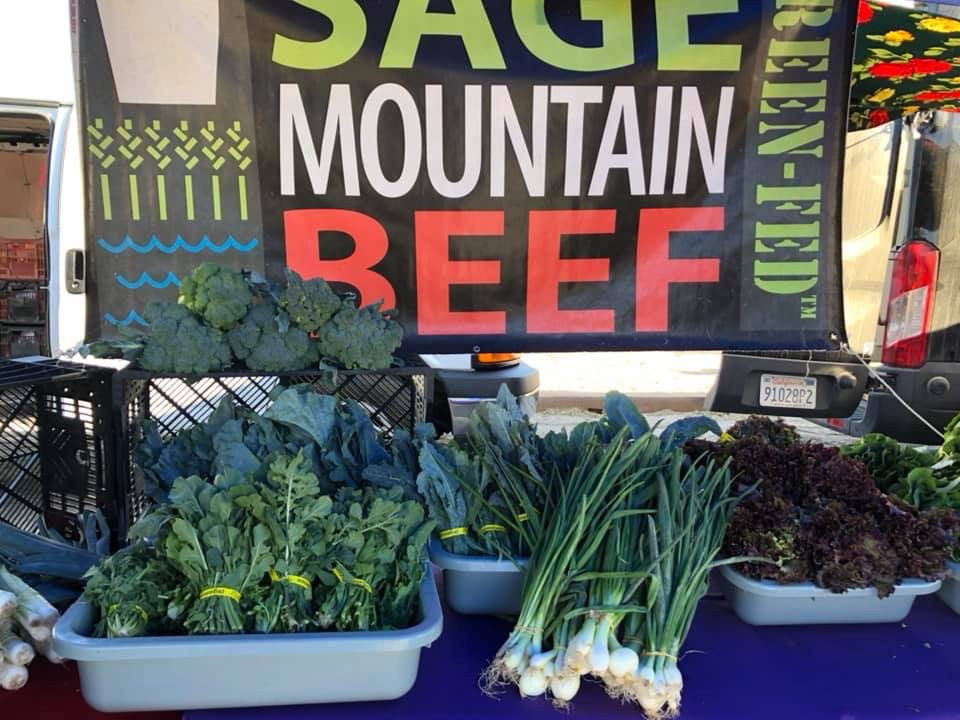 Grassfed Beef orders and C.S.A. available for pickup at your local Farmers Market